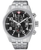Citizen Men's Chronograph Stainless Steel Bracelet Watch 43mm