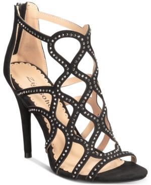 Bebe Women's Daliyah Caged Dress Sandals Women's Shoes