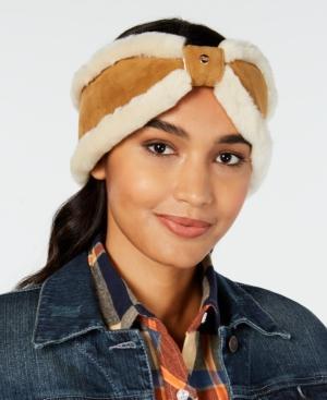Ugg Shearling Bow Headband