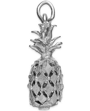Rembrandt Charms Sterling Silver Pineapple Charm