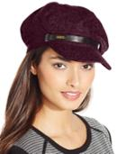 Nine West Newsboy Cap
