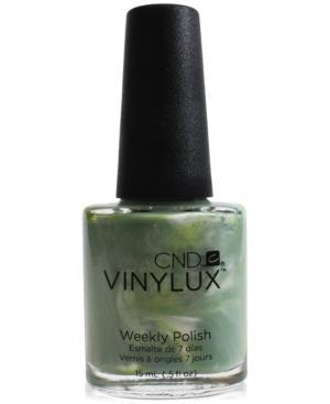 Creative Nail Design Vinylux Sage Scarf Nail Polish