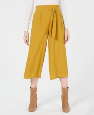 Sage The Label Belted Culottes