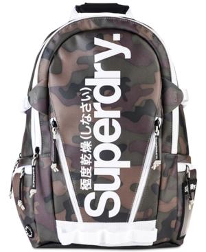 Superdry Men's Printed Montana Backpack
