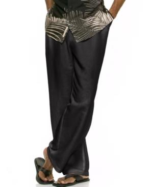 Cubavera Pants, Linen Drawstring Pant