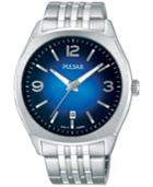 Pulsar Men's Traditional Stainless Steel Bracelet Watch 42mm Ps9487