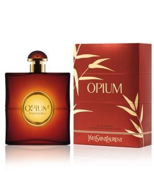 Yves Saint Laurent Opium Eau De Toilette; 1.6 Oz