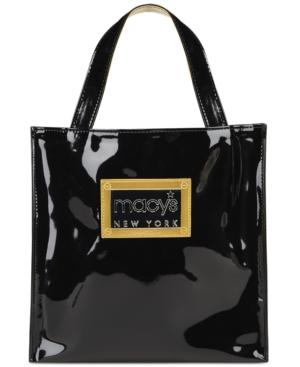 Macy's Small Plaque Tote, Only At Macy's