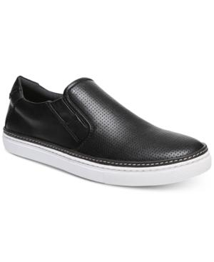 Dr. Scholl's Men's Ode Perforated Slip-on Sneakers Men's Shoes