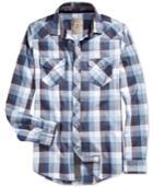 Guess Allen Plaid Shirt