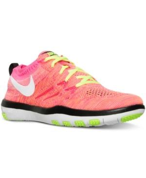 Nike Women's Free Tr Focus Fk Oc Training Sneakers From Finish Line