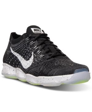 Nike Women's Flyknit Zoom Agility Training Sneakers From Finish Line