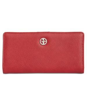 Giani Bernini Boxed Bifold Wallet, Created For Macy's