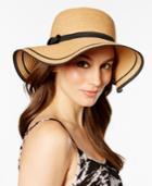 August Hats Beach Days Straw Floppy Hat