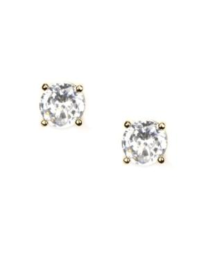 Givenchy Earrings, Gold-tone Crystal Stud Earrings