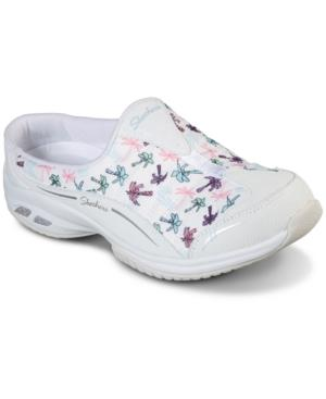 Skechers Women's Relaxed Fit: Commute Time - Palm Tree Holiday Walking Sneakers From Finish Line