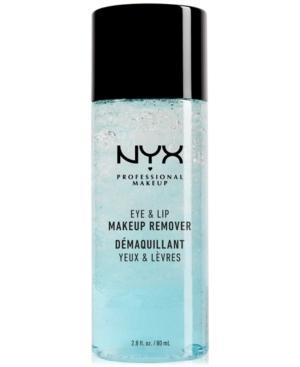 Nyx Professional Makeup Eye & Lip Makeup Remover