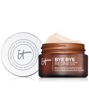 It Cosmetics Bye Bye Redness Neutralizing Correcting Cream, 0.37 Fl. Oz.