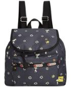 Lesportsac Peanuts Collection Small Edie Backpack