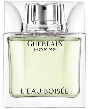 Guerlain Homme L'eau Boisee Eau De Toilette Spray, 3.4 Oz
