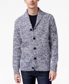 Armani Exchange Men's Shawl-collar Cardigan