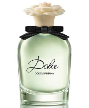Dolce By Dolce&gabbana Eau De Parfum Spray, 2.5 Oz