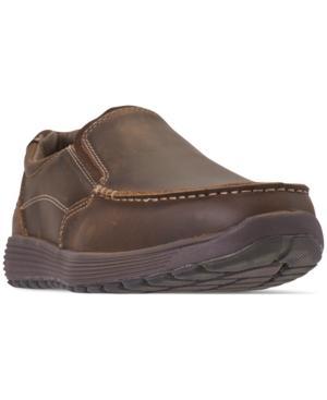 Skechers Men's Venick Perlo Slip-on Dress Casual Sneakers From Finish Line