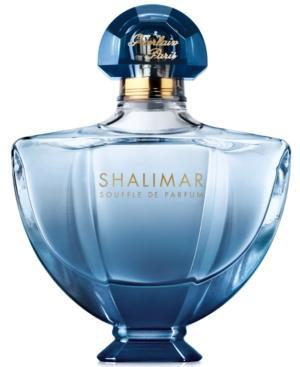 Shalimar Souffle By Guerlain Eau De Parfum Spray, 1.7 Oz