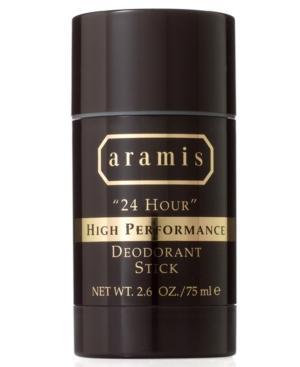 Aramis 24 Hour High Performance Deodorant Stick, 2.6 Oz