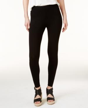 Eileen Fisher System Knit Ankle Leggings