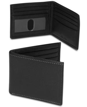 Tasso Elba Wallets, Milled Slim Billfold Wallet