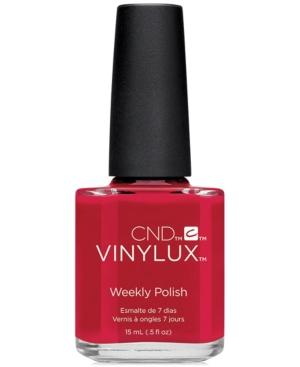 Creative Nail Design Vinylux Hollywood Nail Polish