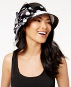 August Hats Blossom Cloche Hat