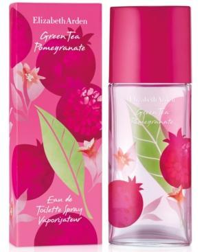 Elizabeth Arden Green Tea Pomegranate Eau De Toilette Spray, 3.3-oz.