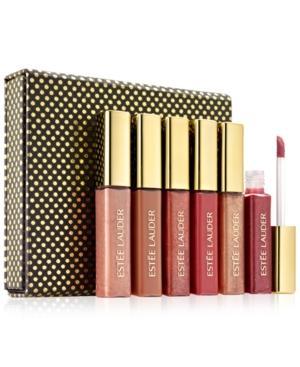 Estee Lauder Lush Lip Glosses Value Set