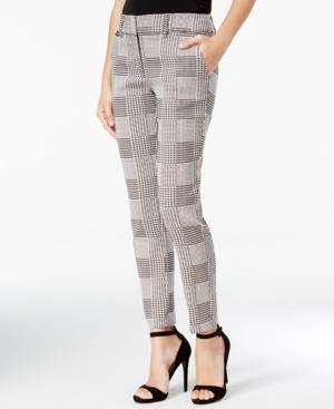Xoxo Juniors' Natalie Plaid Skinny Pants