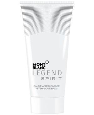 Montblanc Legend Spirit After Shave Balm, 5.0 Oz