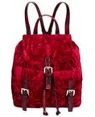Steve Madden Earl Small Backpack
