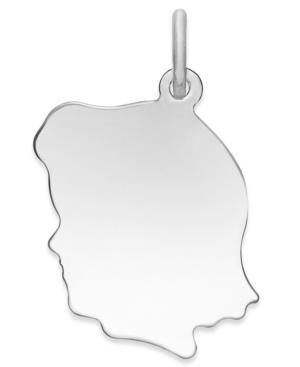 Rembrandt Charms Sterling Silver Girl Charm