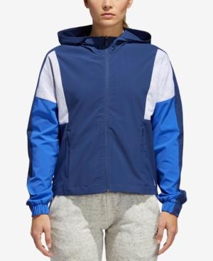 Adidas Colorblocked Wind Jacket