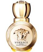 Versace Eros Pour Femme Eau De Parfum Spray, 1 Oz