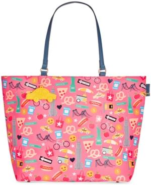 Macy's Printed Tote Bag, Only At Macy's