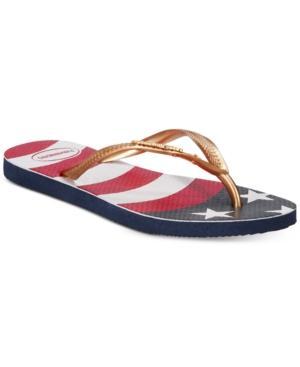 Havaianas Slim Wavy Flip-flops Women's Shoes
