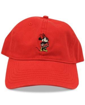 Concept One Minnie Mouse Cotton Dad Cap
