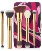 Tarte Brush Set And Magnetic Palette