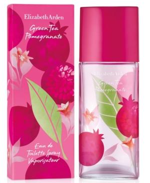 Elizabeth Arden Green Tea Pomegranate Eau De Toilette Spray, 1.7-oz.