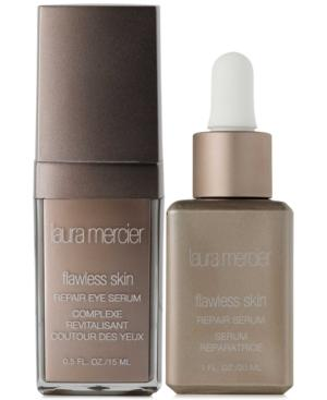 Laura Mercier Flawless Skin Repair Serum Duet For Face & Eyes