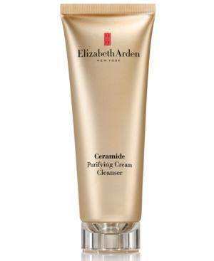 Elizabeth Arden Ceramide Purifying Cream Cleanser, 4.2 Fl. Oz.