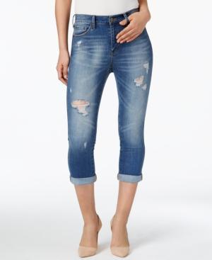 Buffalo David Bitton Cuffed Jeans