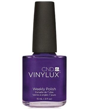 Creative Nail Design Vinylux Purple Purple Nail Polish